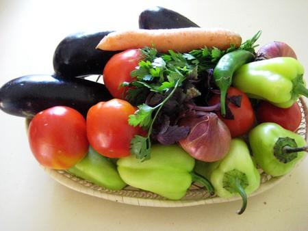 Фаршированные овощи — фото 1