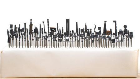 Скульптуры из грифеля. Долтон Гетти — фото 13