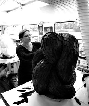 Чудо в перьях Кейт МакГвайр — фото 1