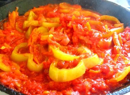 Рыба под итальянским соусом — фото 9