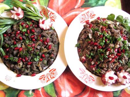 кучмачи по-грузински рецепт с фото