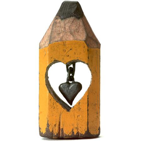 Скульптуры из грифеля. Долтон Гетти — фото 8
