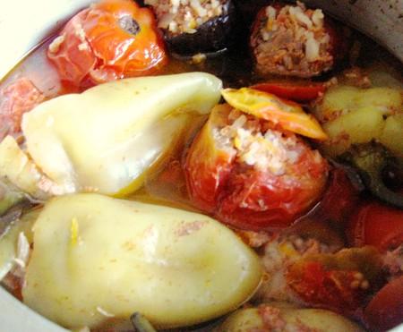 Фаршированные овощи — фото 4