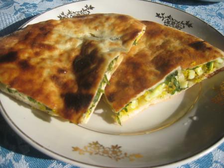 Грузинский пирог с начинкой из тархуна — фото 12