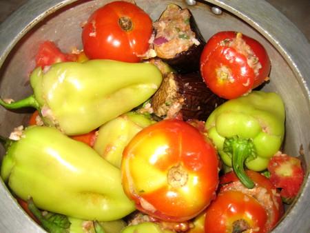 Фаршированные овощи — фото 3