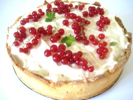 Торт Лукошко красная смородина — фото 1