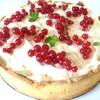 Торт Лукошко красная смородина