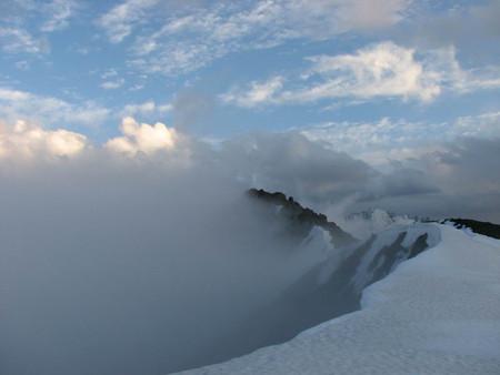 Альпинизм...Восхождение на пик Комсомолец — фото 11