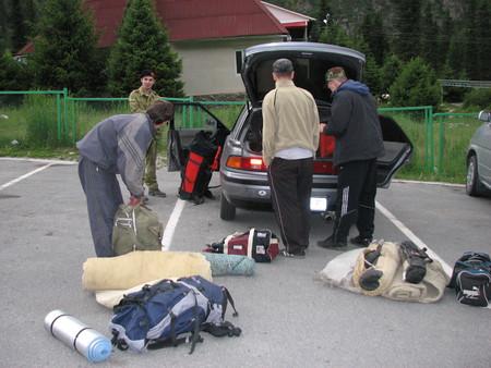 Альпинизм...Восхождение на пик Комсомолец — фото 2
