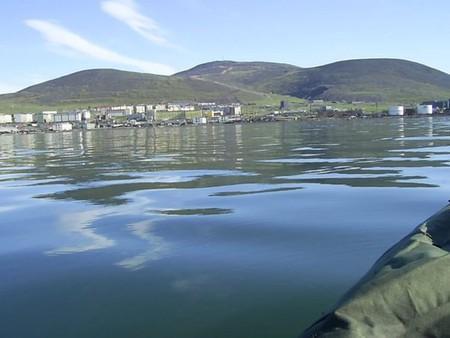 Побережье Северного-Ледовитого океана...