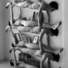 Мебель из человеческих тел Дэвида Бласкеса