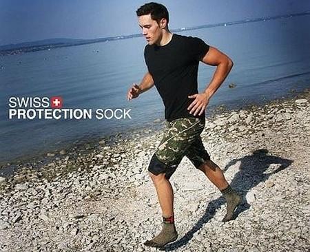 Swiss Protection Socks - носки, которые заменят обувь — фото 9