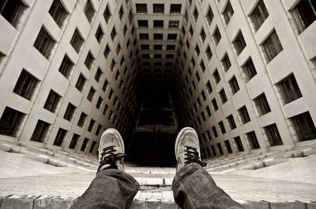 Жизнь на краю или головокружительные фотографии Денниса Мейтленда — фото 16