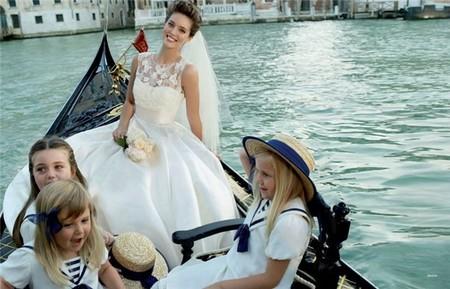 Весенне-летняя коллекция свадебных платьев от Pronovias  2013 — фото 9