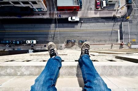 Жизнь на краю или головокружительные фотографии Денниса Мейтленда — фото 15