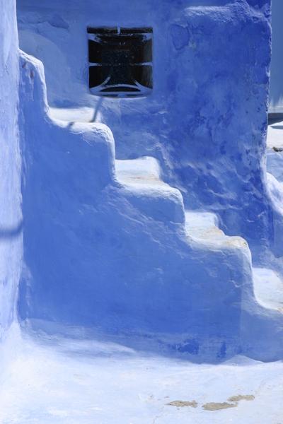 Небесно-голубой город Шауен — фото 26