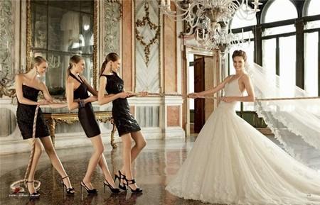 Весенне-летняя коллекция свадебных платьев от Pronovias  2013 — фото 16
