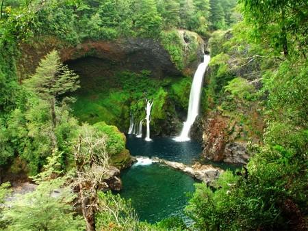 Magic Mountain Lodge - отель-вулкан в девственных лесах Патагонии — фото 20