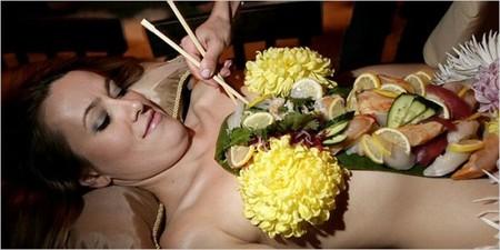 Похоже, что суши уже подогрелись )