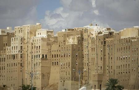 Специальная техника вертикального строения применялась для защиты города от нападения бедуинов