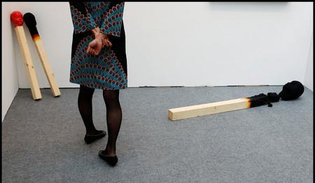 Люди как спички: серия работ Висбадена Вольфганга — фото 14