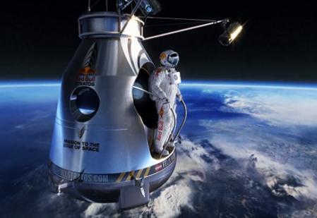 Совершен самый высотный прыжок в мире — фото 15