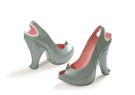 Туфли-акулы