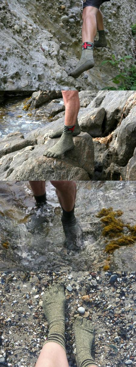 Swiss Barefoot представлены в разных размерах