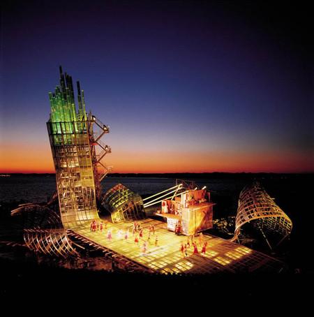 """Опера """"Вестсайдская история"""", 2003-2004"""