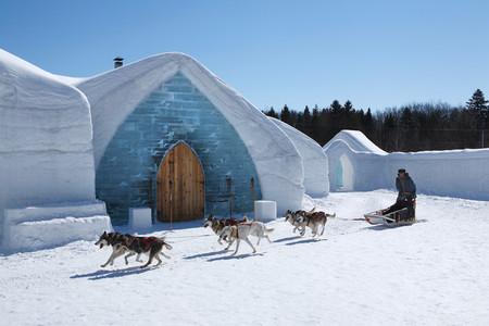 Добро пожаловать в царство льда и снега!