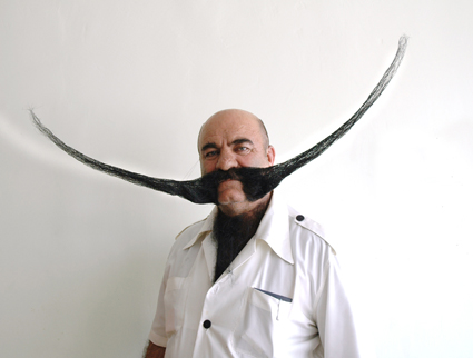 От усов до бороды: соревнования бородачей — фото 17