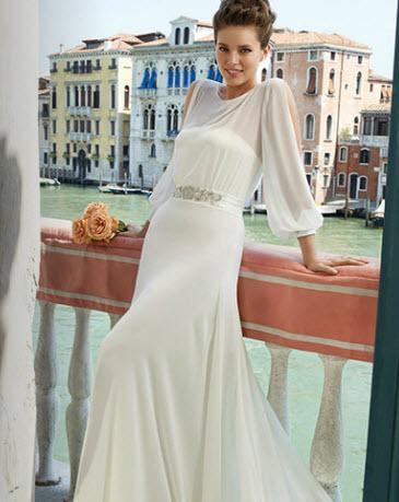 Платья в греческом стиле просто великолепны