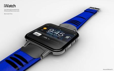 iWatch - гибрид наручных часов и смартфона от Apple — фото 9