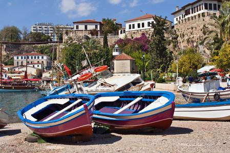 Анталия – туристическая столица Средиземноморского побережья Турции