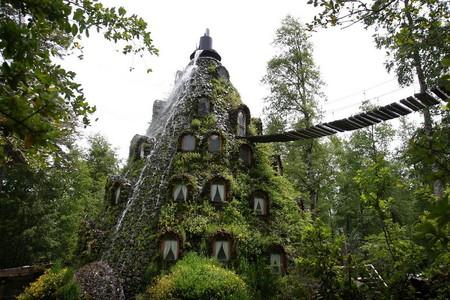 Волшебная гора Вигвам