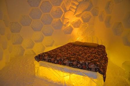 Ледяной отель. Квебек — фото 13