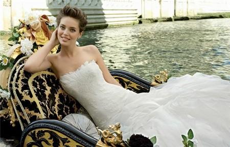 Весенне-летняя коллекция свадебных платьев от Pronovias  2013 — фото 15
