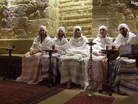 Знаменитая турецкая баня хаммам