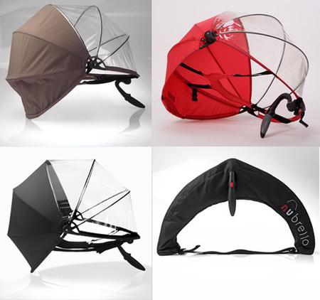 У природы нет плохой погоды: подборка креативных и необычных зонтиков — фото 3