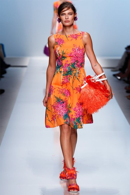Бахрома - модный тренд сезона весна-лето 2012 — фото 13