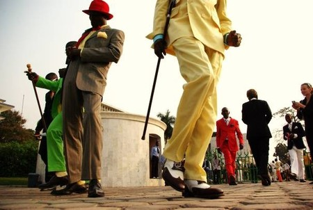 Общество стиляг из Конго — фото 5