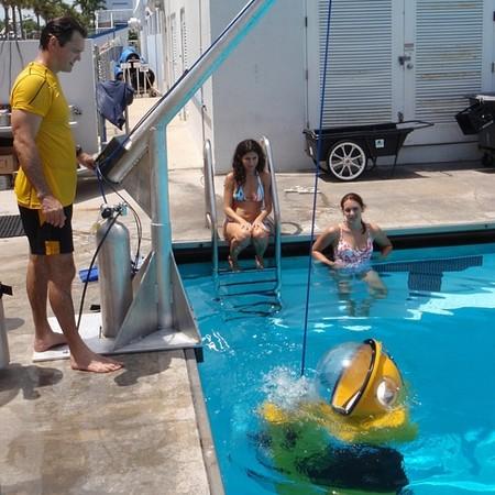 Подводный скутер HydroBOB - новые возможности дайвинга — фото 5