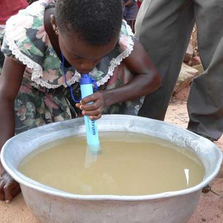 Но наиболее полезен фильтр для этих африканских дитишек