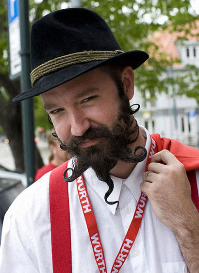 От усов до бороды: соревнования бородачей — фото 13