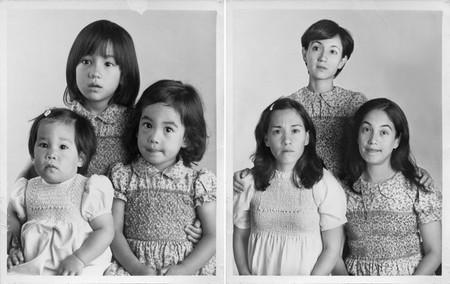 Фло, Мария и Долорес в 1979 и 2010