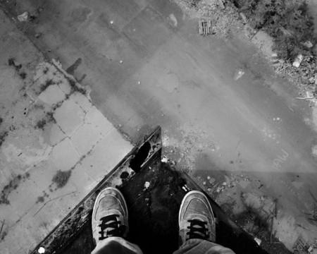 Жизнь на краю или головокружительные фотографии Денниса Мейтленда — фото 12