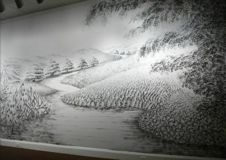 Прикосновение пальцев: серия картин от Джудит Браун — фото 7