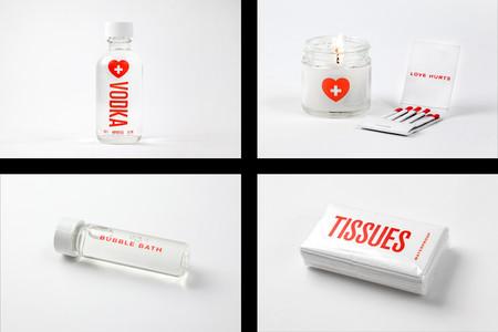 Водка, свечи, пенка для ванны и бумажные салфетки — все что нужно при расставании )