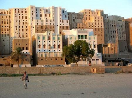 Среднегодовая температура в Йемене +35 градусов