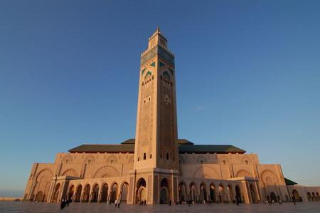 Мечеть Хасана II-го. Касабланка. Марокко